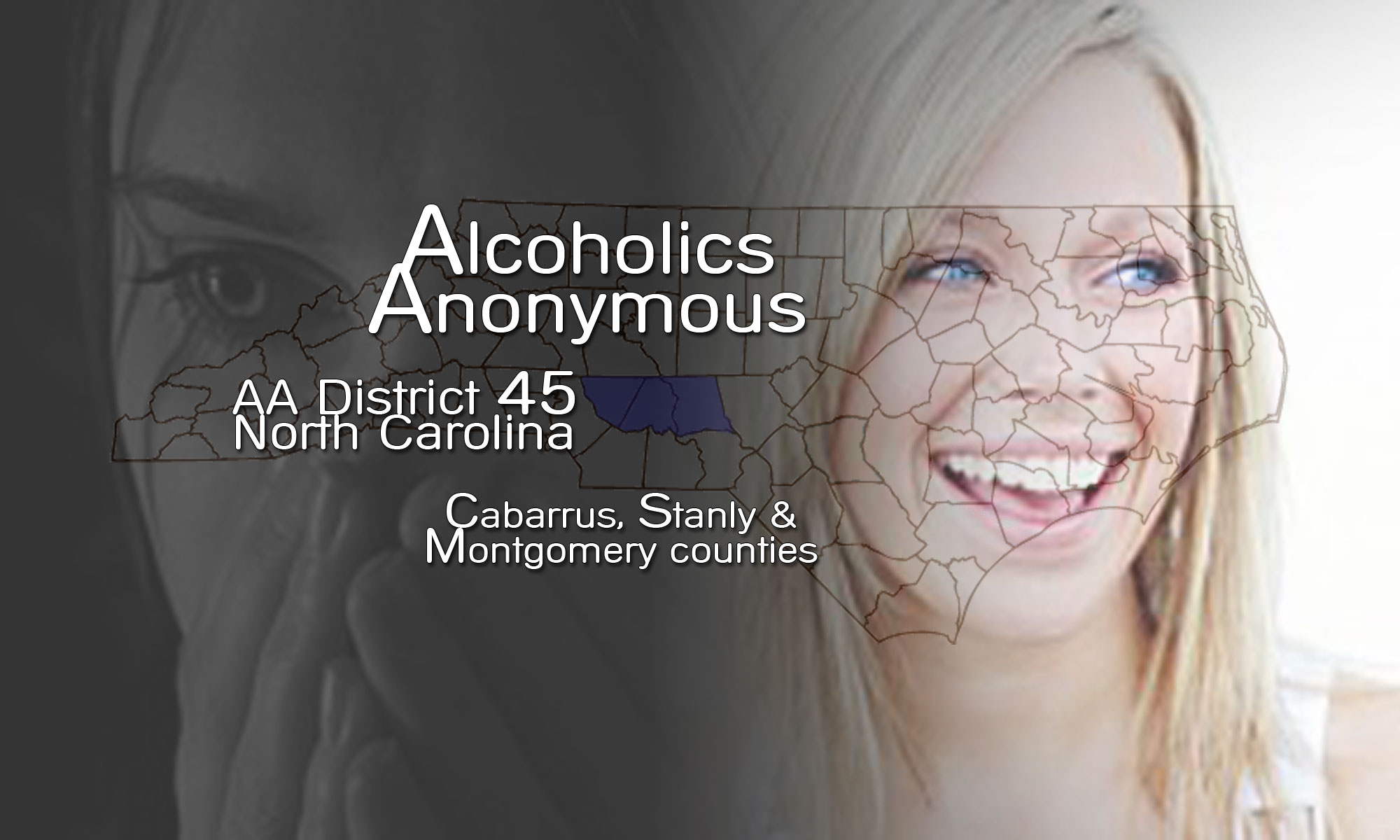 Alcoholics Anonymous ~ serving Cabarrus, Stanly and Montgomery Counties of North Carolina